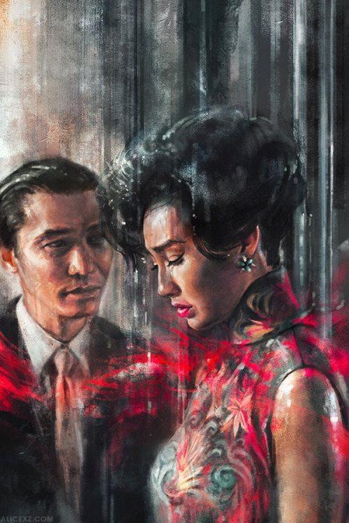 Картины Alice X. Zhang