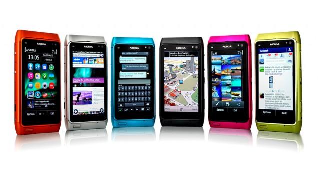 Nokia прощается с Symbian