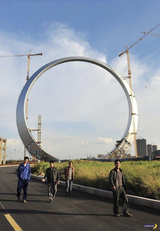 Кольцо Жизни в Китае
