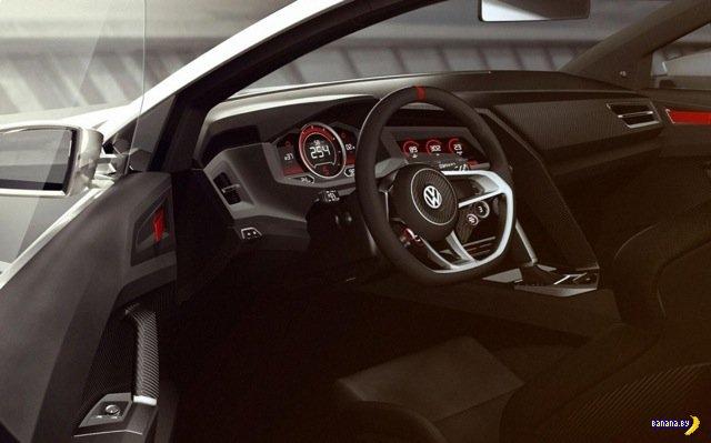Volkswagen Design Vision GTI 14