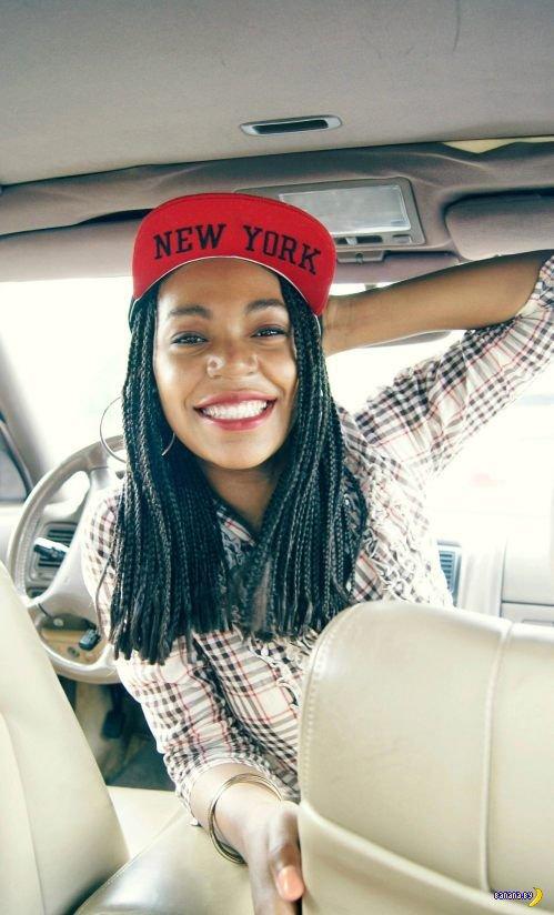 Красивые черные девушки - 2