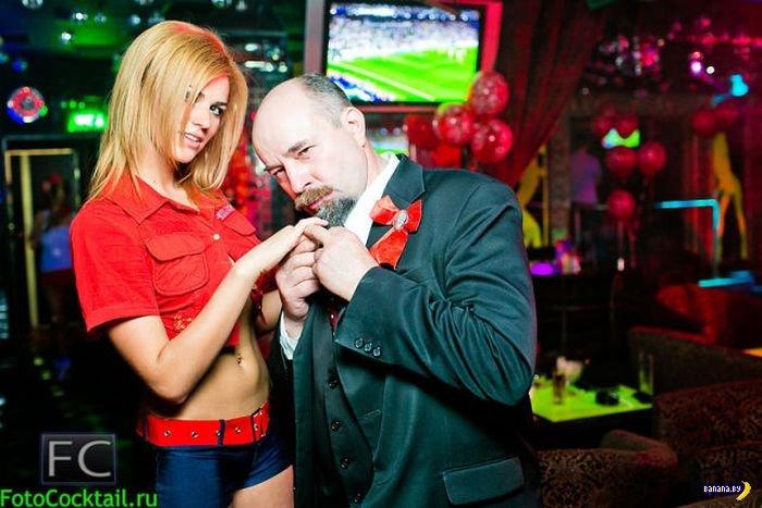 Публика из русских клубов