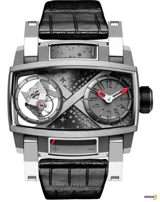Часы Romain Jerome Moon Orbiter Tourbillon