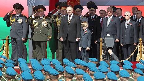 Парад 3 июля в Минске растянется на 1,5 километра