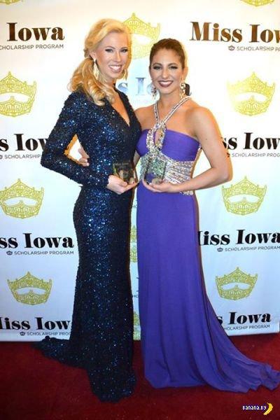 Необычная Мисс Айова 2013