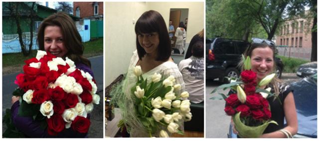 Доставка цветов в Минске