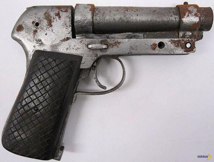 Огнестрельные поделки