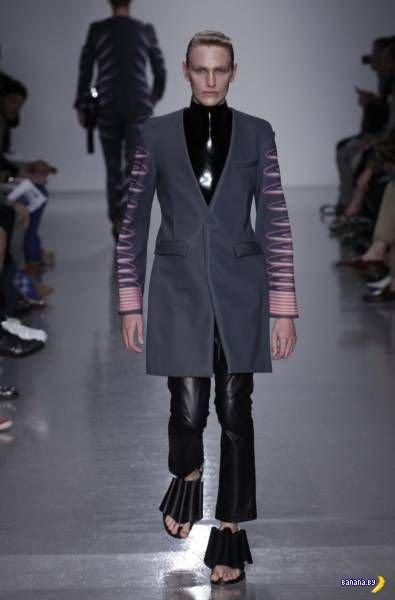 London Fashion Week - мужские коллекции