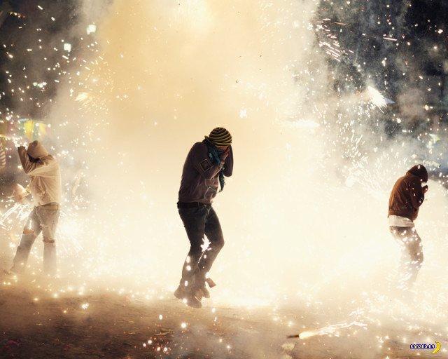 Страшные взрывы в Мексике