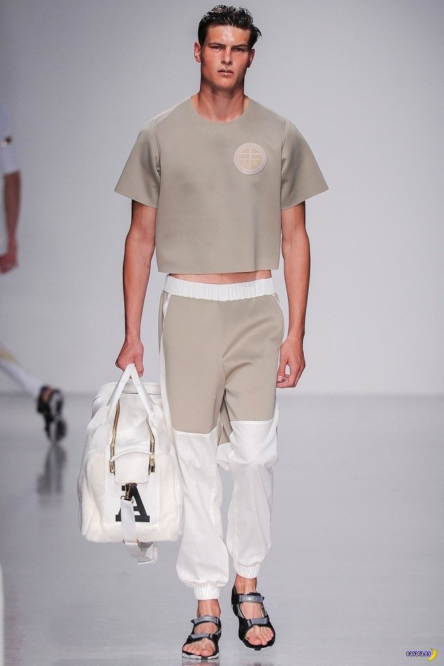 London Fashion Week - мужские коллекции - 2