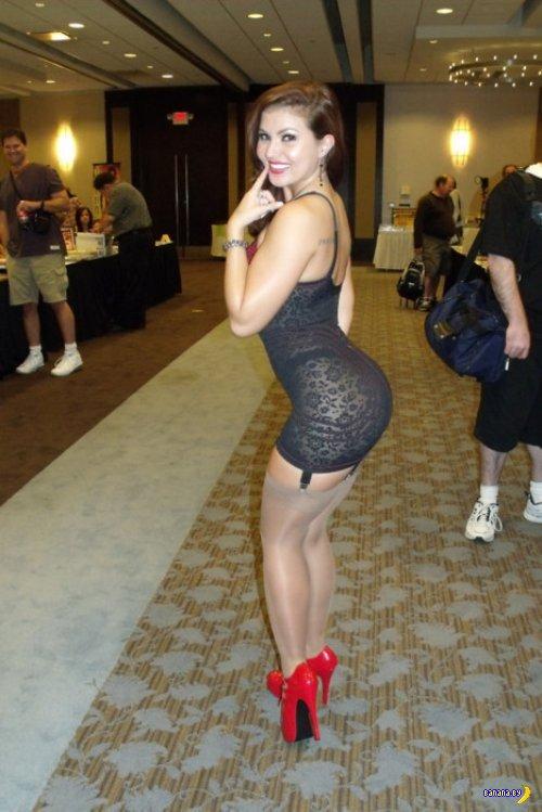 Красивые девушки в нижнем белье  - 15