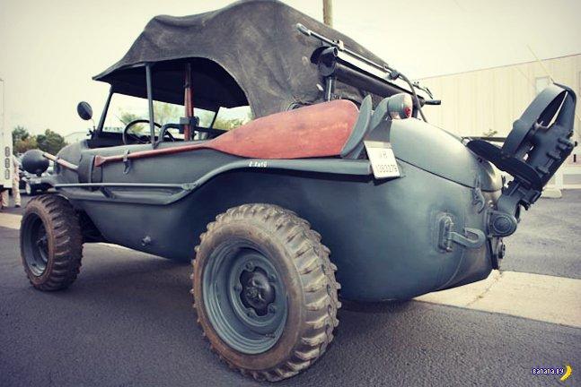 Внедорожник с историей - VW Schwimmwagen