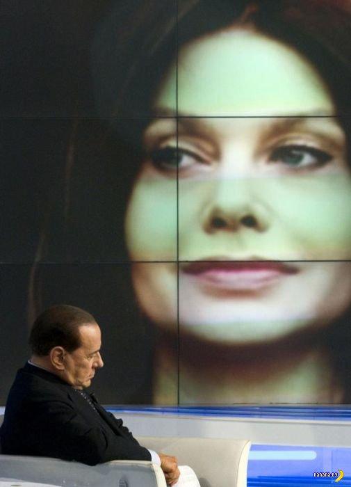 Любовницы Берлускони