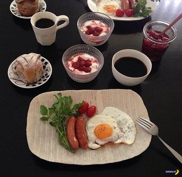 FoodPorn: Самые красивые завтраки из Instagram