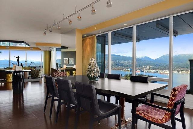 Пентхаус в Ванкувере на продажу