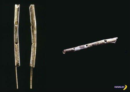 10 самых древних необычных предметов