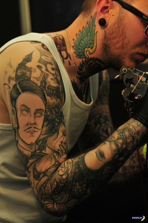 Хорошие татуировки