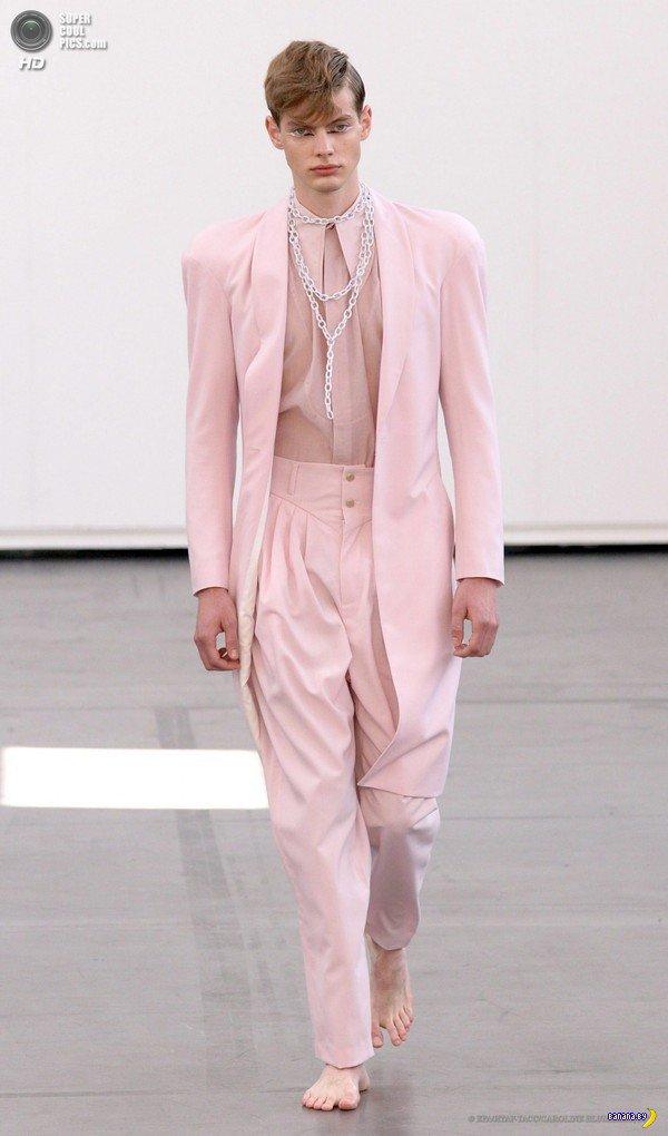 Высокая мужская мода весна/лето 2014