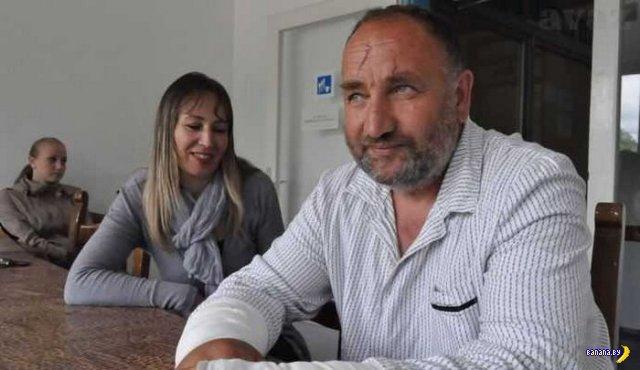 Ветеран Боснийской войны убил медведя голыми руками
