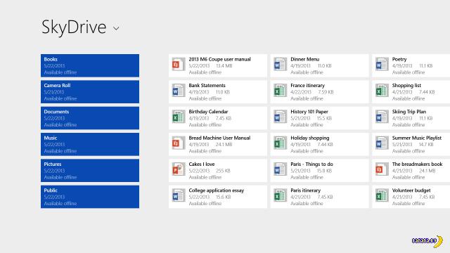 Windows 8.1, чего новенького?