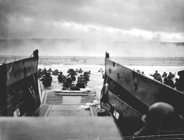 Что думали немцы накануне высадки в Нормандии?