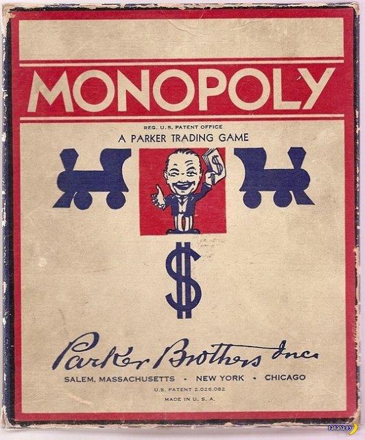 "Как ""Монополия"" спасала жизни"