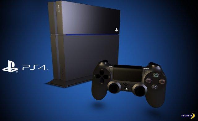 3D модель новой PlayStation 4
