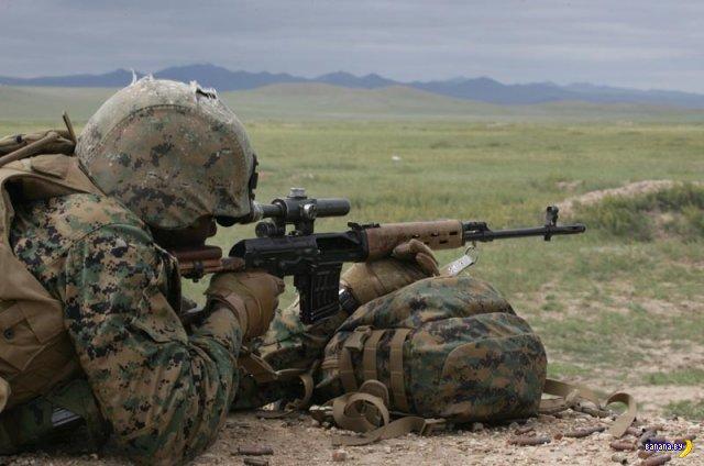 Снайперской винтовке Драгунова 50 лет