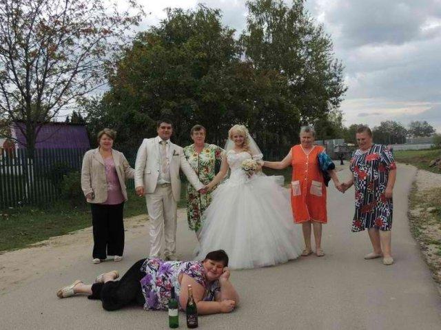 Типичная современная российская семья