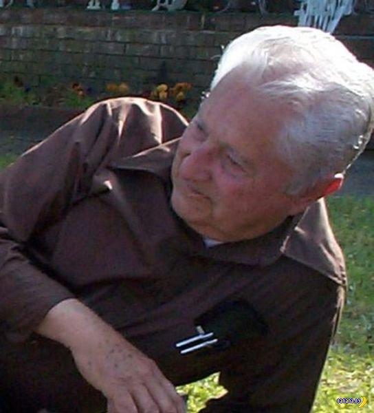 Дед, переживший нападение стаи хищников