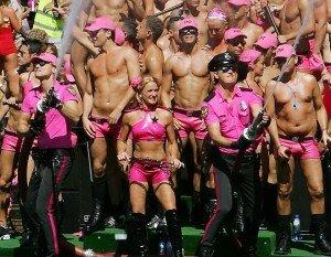 Стоунволлское восстание сексуальных меньшинств