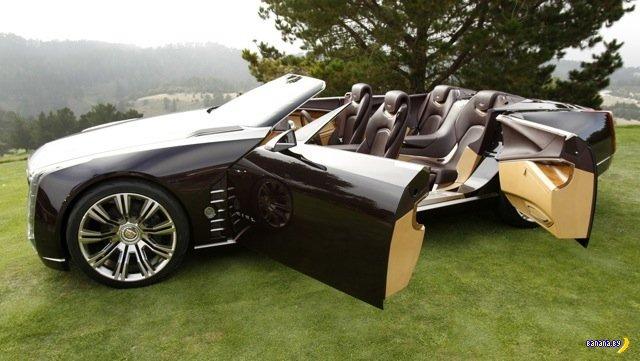 Cadillac Ciel - забыть!