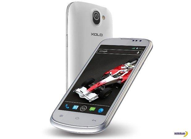 Xolo Q600 - смартфон для Индии