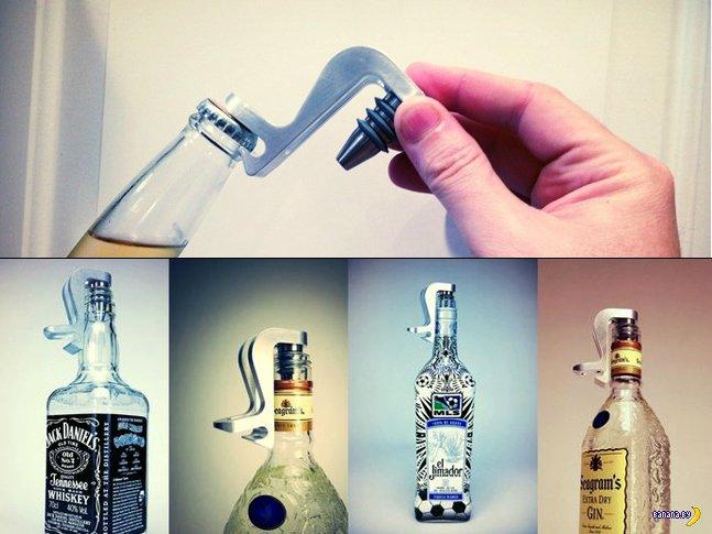 Полезная штука - Bottlejak