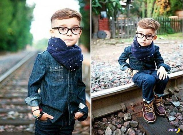 5-летний модник