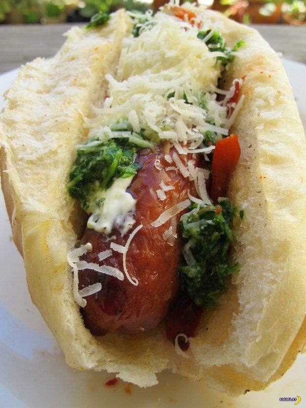 Национальные уличные блюда, которые нельзя не попробровать