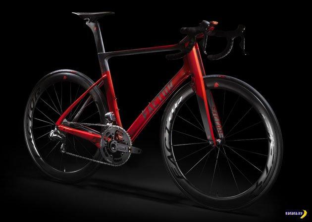 Vis Vires - велосипед завтрашнего дня уже сегодня