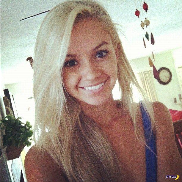 А вы любите блондинок?