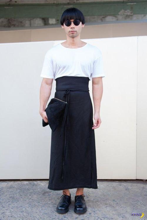 Современная уличная мода
