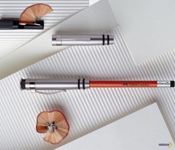 Вестник нищеброда.  Самый дорогой в мире карандаш