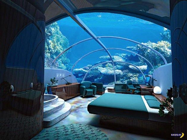 Самые необычные спальни