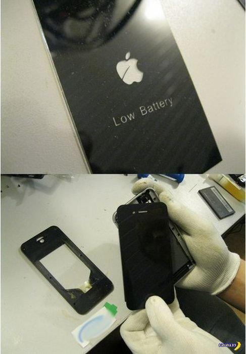 Покупка iPhone с рук