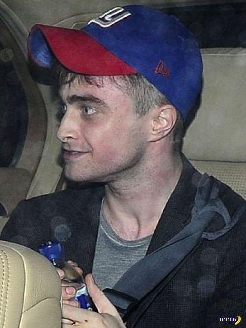 Гарри Поттер совсем вырос
