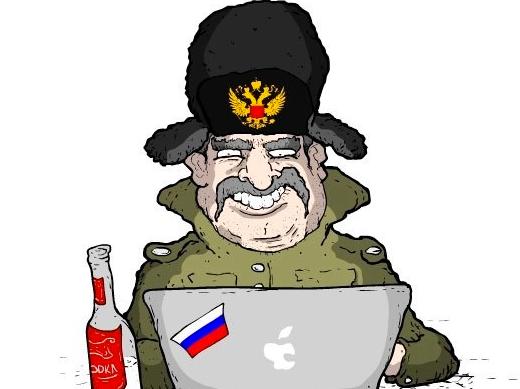 Где не любят русских?