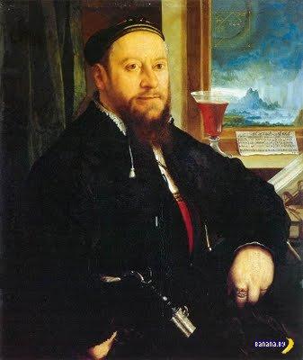 Маттеус Шварц: основатель европейской моды из XVI века