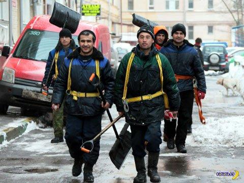 Самые культурные люди в Москве