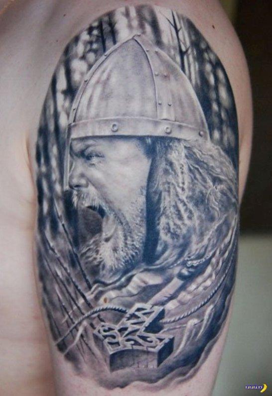 Мастерские татуировки