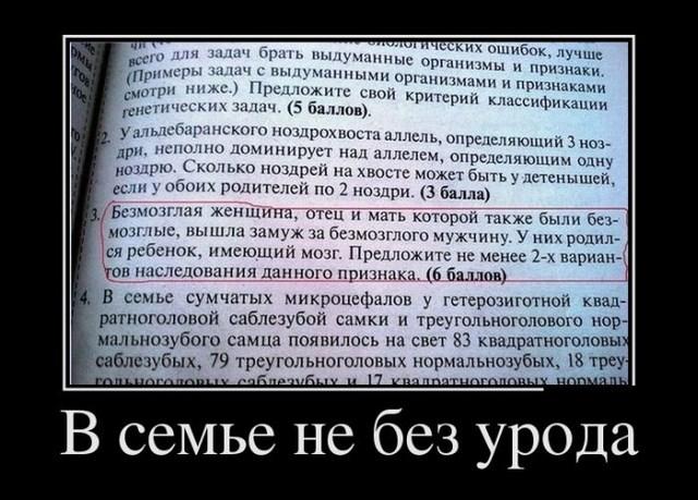 Демотиваторы - 6
