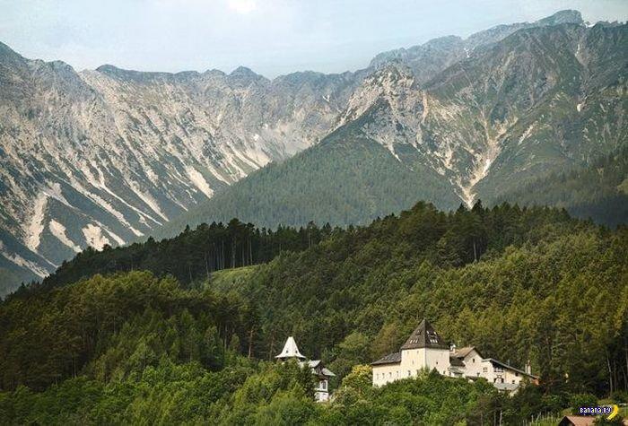 Пивной курорт в Австрии