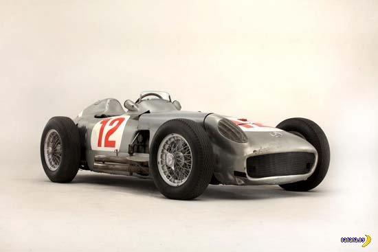 F1 Mercedes W196 - самый дорогой автомобиль в мире